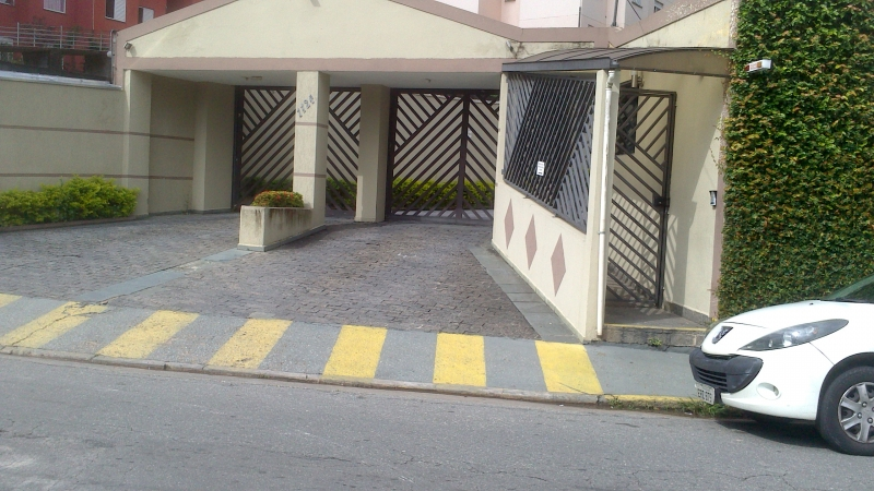 São Paulo - Santo André, Vila Eldízia , Apartamento, (Venda)